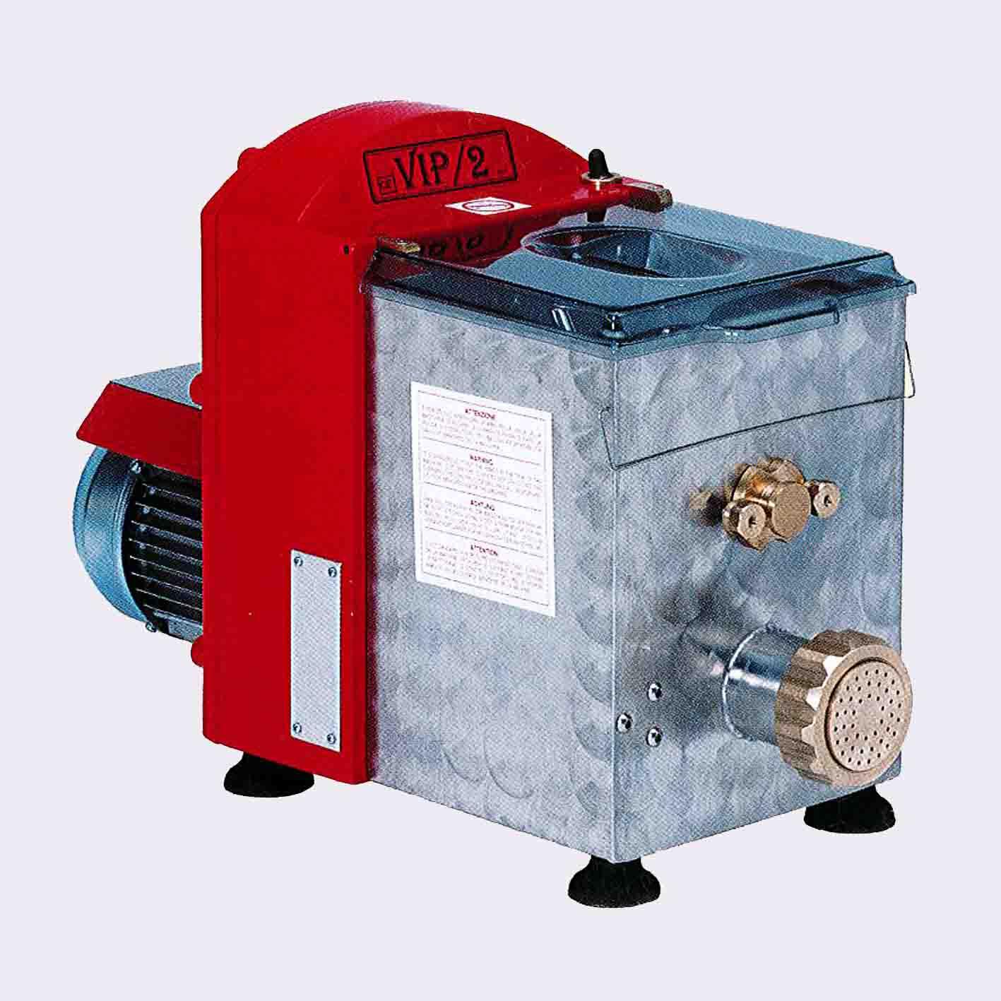 Vip 2 macchina automatica per fare la pasta fresca per - Macchine per la pasta casalinga ...